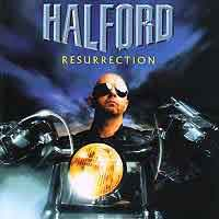 [Halford Resurrection Album Cover]