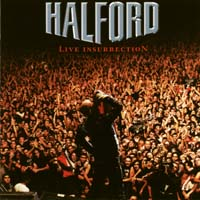 [Halford Live Insurrection Album Cover]
