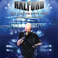 [Halford Live At Saitama Super Arena Album Cover]