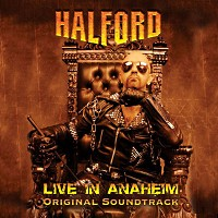 [Halford Live in Anaheim Album Cover]