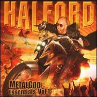 [Halford Metal God Essentials, Vol I Album Cover]
