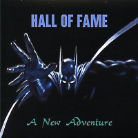 [Hall of Fame A New Adventure Album Cover]