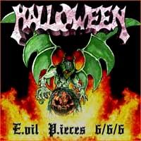 [Halloween E.Vil P.Ieces 6/6/6 Album Cover]