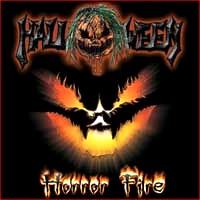 [Halloween Horror Fire Album Cover]