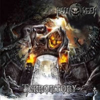 [Halloween Terrortory Album Cover]
