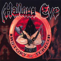 [Hallows Eve History of Terror Album Cover]