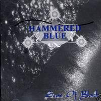 [Hammered Blue Seas Of Black Album Cover]