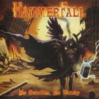 [Hammerfall No Sacrifice No Victory Album Cover]