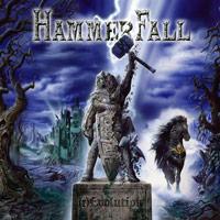 [Hammerfall (r)Evolution Album Cover]