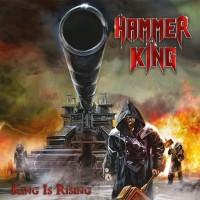 [Hammer King King is Rising Album Cover]