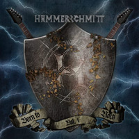 [Hammerschmitt Born To Rock Vol. 1  Album Cover]