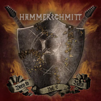 [Hammerschmitt Born To Rock Vol. 2  Album Cover]