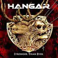 [Hangar Stronger Than Ever Album Cover]