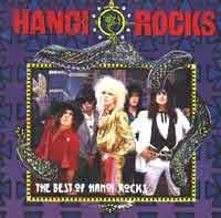 Hanoi Rocks The Best of Hanoi Rocks Album Cover