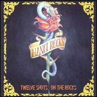 Hanoi Rocks Twelve Shots On The Rocks Album Cover