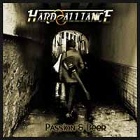 Hardalliance Passion and Beer Album Cover