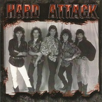 [Hard Attack Hard Attack Album Cover]