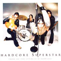 Hardcore Superstar Thank You (For Letting Us Be Ourselves) Album Cover