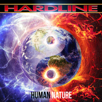 [Hardline Human Nature Album Cover]