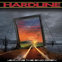 [Hardline Leaving the End Open Album Cover]