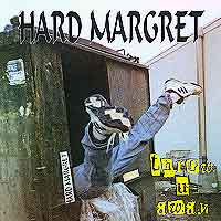 Hard Margret Throw U Away Album Cover
