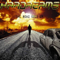 [Hardreams The Road Goes On... Album Cover]