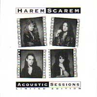 [Harem Scarem Acoustic Sessions Album Cover]