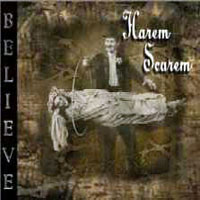 [Harem Scarem Believe Album Cover]