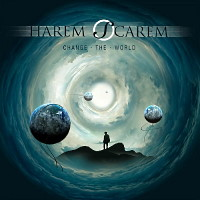 [Harem Scarem Change The World Album Cover]