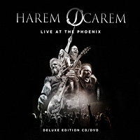 [Harem Scarem Live at the Phoenix Album Cover]
