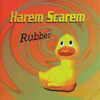 Rubber Rubber Album Cover