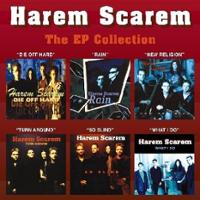 [Harem Scarem The EP Collection Album Cover]
