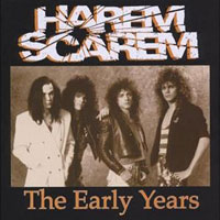 [Harem Scarem The Early Years Album Cover]