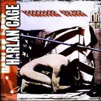 Harlan Cage Forbidden Colors Album Cover