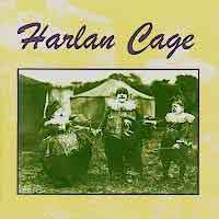 [Harlan Cage Harlan Cage Album Cover]