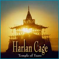 [Harlan Cage Temple of Tears Album Cover]