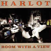 [Harlot Room With a View Album Cover]