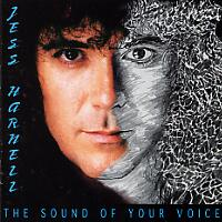 [Jess Harnell The Sound of Your Voice Album Cover]