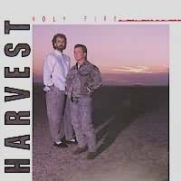 Harvest Holy Fire Album Cover
