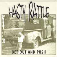 [Hasty Rattle Get Out and Push Album Cover]