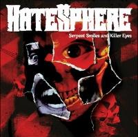 [Hatesphere Serpent Smiles and Killer Eyes Album Cover]