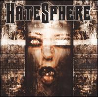 [Hatesphere Hatesphere Album Cover]