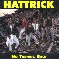 [Hattrick No Turning Back Album Cover]