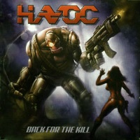 [Havoc Back for the Kill Album Cover]