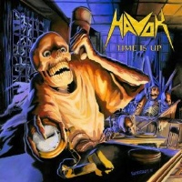 [Havok Time Is Up Album Cover]
