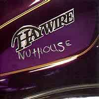 [Haywire Nuthouse Album Cover]