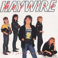 [Haywire Don't Just Stand There Album Cover]