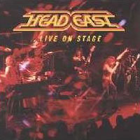 [Head East Live on Stage Album Cover]