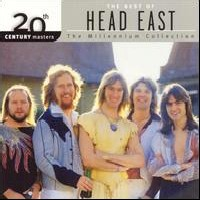Head East The Best Of Head East (20th Century Masters) Album Cover
