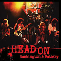 [Head On Washington and Battery Album Cover]